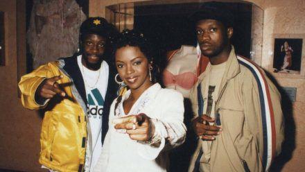 Wyclef Jean, Lauryn Hill und Pras Michel treten zum ersten Mal seit 15 Jahren wieder gemeinsam auf. (mia/spot)
