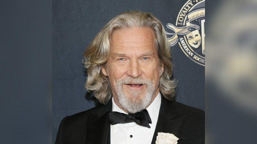 Jeff Bridges im Jahr 2019 - der Hollywood-Star ist an Krebs erkrankt. (smi/spot)