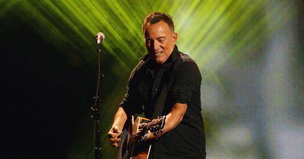 Der US-Musiker Bruce Springsteen denkt nicht an Ruhestand.