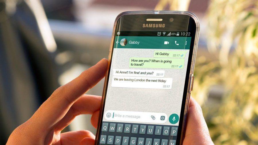 Neue Möglichkeiten für WhatsApp. (smi/spot)