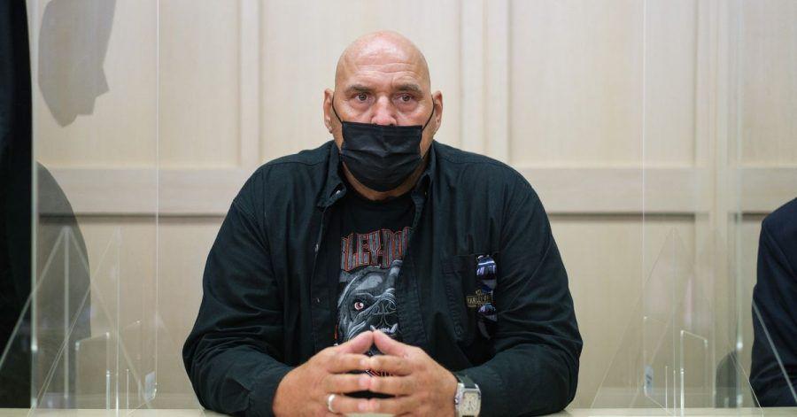 Der Angeklagte Ex-Rockerboss Frank Hanebuth im Gericht.
