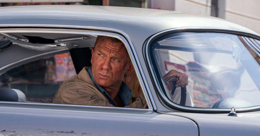 Ab dem 30. September ist Daniel Craig zum fünften und letzten Mal als James Bond im Kino zu sehen - in «Keine Zeit zu sterben».