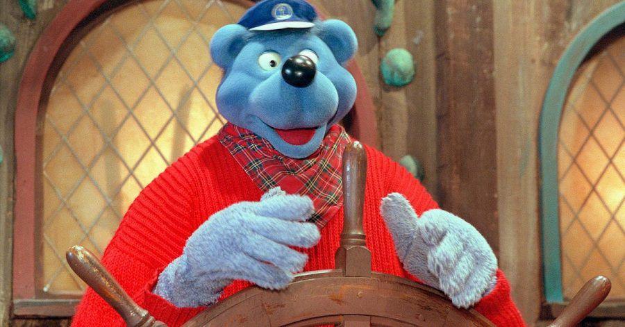 Käpt'n Blaubär in einer Szene aus «30 Jahre Käpt'n Blaubär - Eine Reise durch sein Seemannsgarn».