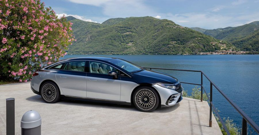 Das beste Elektroauto der Welt? Auch beim EQS hat Mercedes hohe Ansprüche.