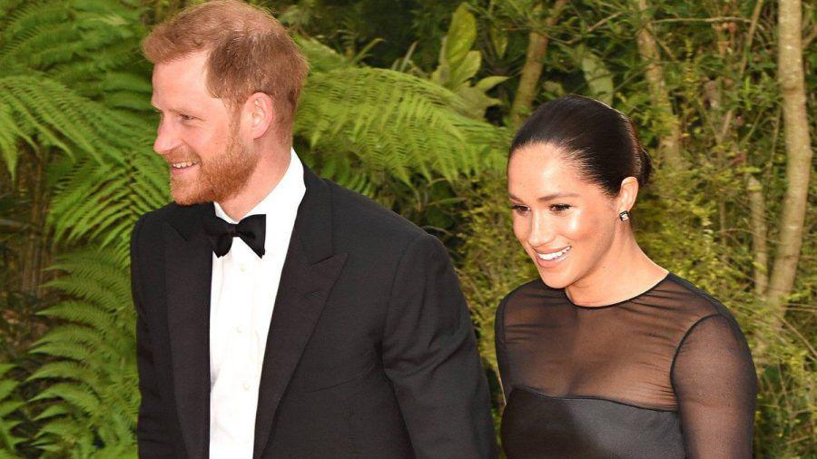 Prinz Harry und Herzogin Meghan zeigen sich nur noch selten gemeinsam bei Veranstaltungen. (eee/spot)