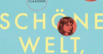 Das Cover der deutschen Ausgabe des  Buches «Schöne Welt, wo bist du» der irischen Autorin Sally Rooney (undatierte Aufnahme).