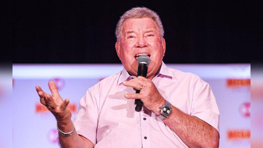 William Shatner im August 2021 bei einer Convention in Orlando. (smi/spot)