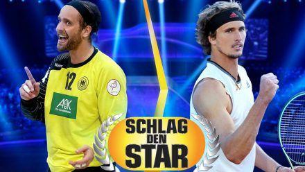 """Silvio Heinevetter und Alexander Zverev treffen bei """"Schlag den Star"""" aufeinander. (hub/spot)"""