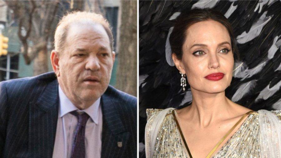 Auch Angelina Jolie soll als junge Frau von Harvey Weinstein attackiert worden sein.  (stk/spot)