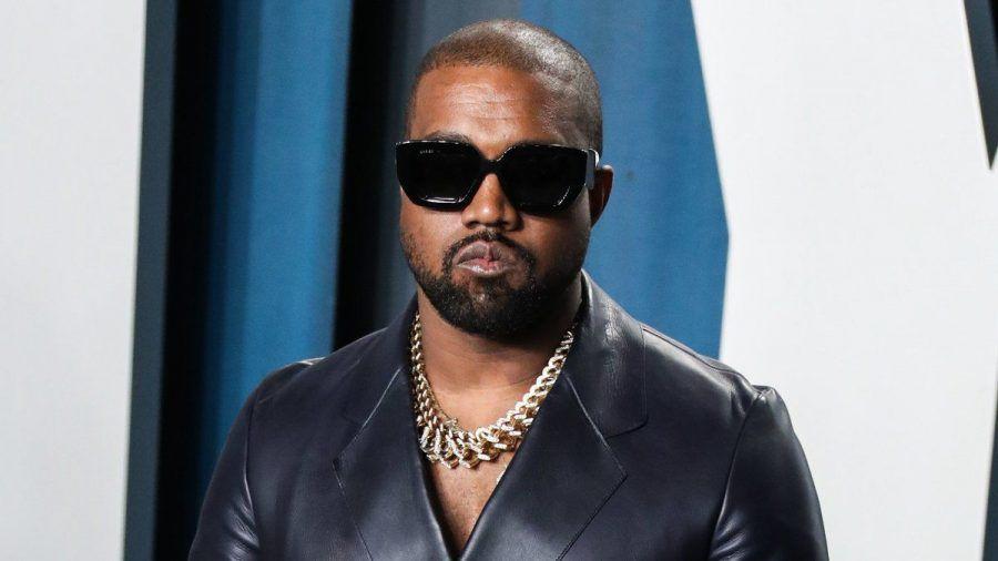 Kanye West, hier im vergangenen Jahr, stattet derzeit Berlin einen Überraschungsbesuch ab. (wue/spot)