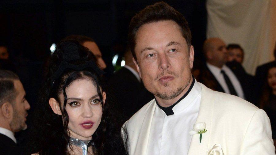 Grimes und Elon Musk haben einen gemeinsamen Sohn. (ncz/spot)