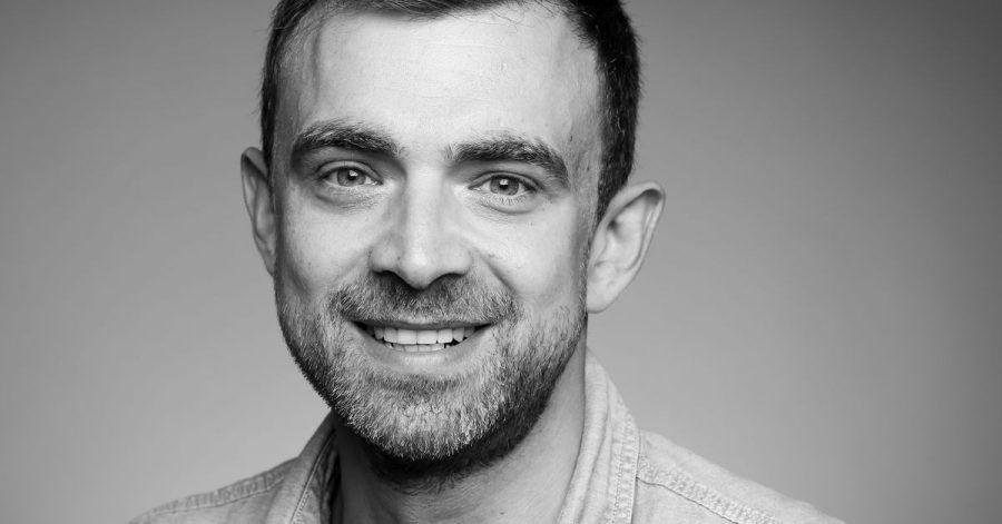 Timo Gößler, Dozent für Dramaturgie und Serielles Erzählen an der Filmuniversität Babelsberg.