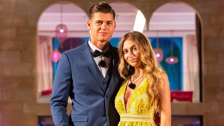 """Robin und Isabell sind die Sieger der Sommerstaffel von """"Love Island"""". (tae/spot)"""