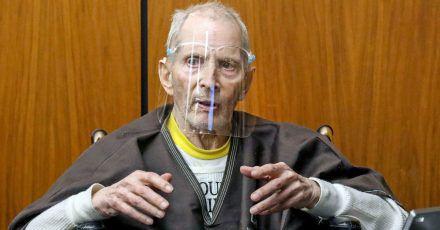 Da hat der 78-jährige New Yorker Immobilienmagnat Robert Durst noch Fragen des Verteidigers beantwortet. Jetzt wurde er des Mordes an einer Freundin für schuldig befunden.