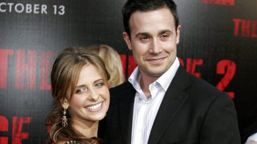 Sarah Michelle Gellar und Freddie Prinze Jr. sind seit 19 Jahren verheiratet. (mia/spot)