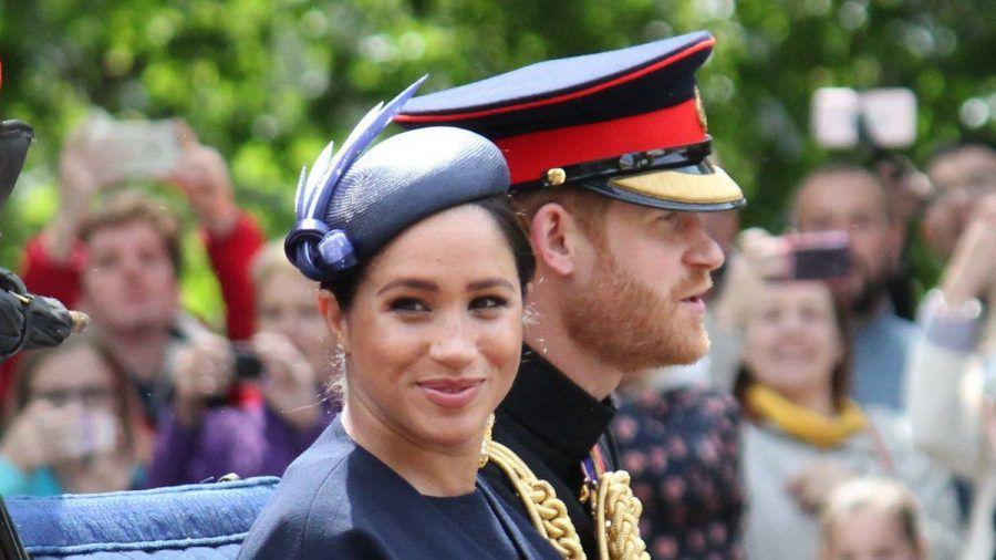 Herzogin Meghan und Prinz Harry in London im Jahr 2019. (wue/spot)
