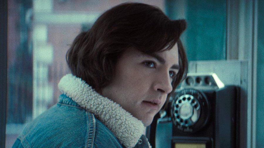 Wie seinem Vater James aus dem Gesicht geschnitten: Michael Gandolfini als junge Version von Tony Soprano. (stk/spot)