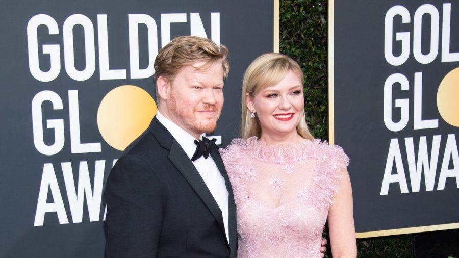 Kirsten Dunst und Jesse Plemons bei den Golden Globes im Januar 2020. (ncz/spot)