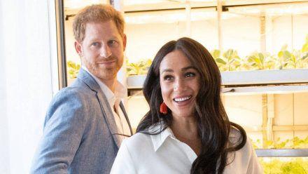 Prinz Harry und Herzogin Meghan sind unter den Top 100 Stars mit großem Einfluss. (ili/spot)