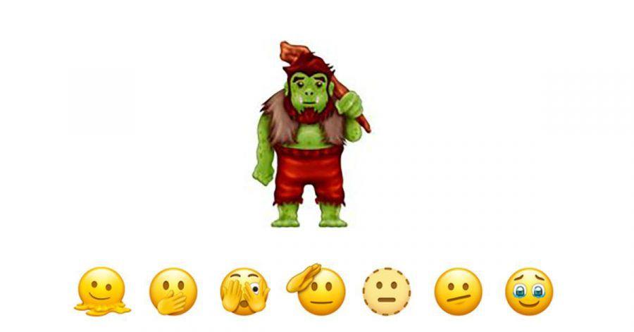 Der Troll ist da: Die neuen (und alten) Emojis haben ihren Meister gefunden.