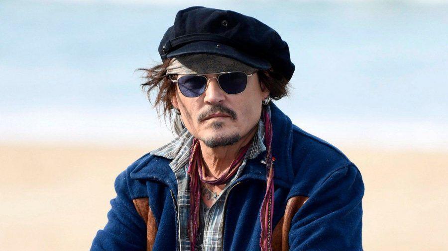 Johnny Depp beim Internationalen Filmfestival von San Sebastián. (hub/spot)