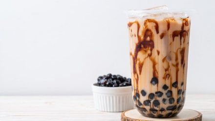 Bubble Tea entstand in den 80ern in Taiwan. (aha/spot)
