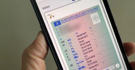 Der digitale Führerschein soll unter anderen die Anmietung von Mietwagen oder auch die Inanspruchnahme von Carsharing-Angeboten erleichtern.