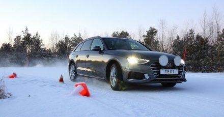 Auf einem Testgelände in Finnland hat der ADAC 34 Winterreifen-Modelle untersucht. Dabei konnten sieben Modelle mit «gut» überzeugen, zwei fielen durch den Test.