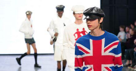 Der britische Modemarkt zählt zu den wichtigsten weltweit.