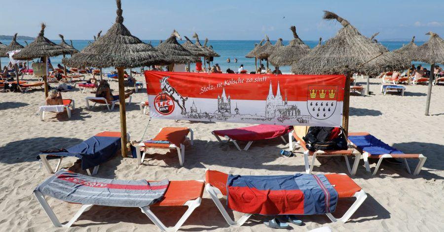 Die Playa de Palma ist derzeit fest in Kölner Hand. Das Wetter ist auch im September noch sommerlich, die Kneipen sind geöffnet und die Reisebranche reibt sich die Hände.