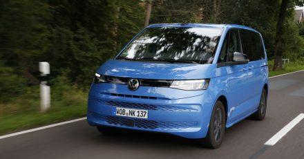 Ikone auf vier Rädern: Der Bulli von VW geht nun bereits in die siebte Generation.