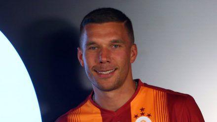Lukas Podolski hat eine Covid-19-Erkrankung hinter sich. (tae/spot)