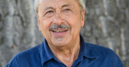 Der Schauspieler Wolfgang Stumph wird ausgezeichnet.