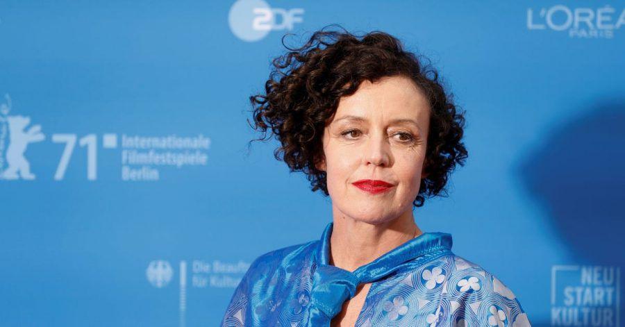 Maria Schrader präsentiert ihren Film «Ich bin dein Mensch» auf der Berlinale.