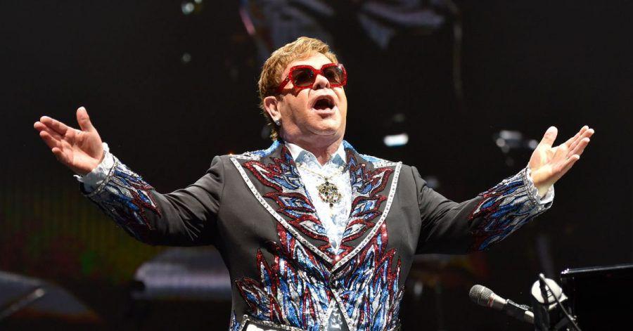 Elton John bringt im Oktober ein neues Album auf den Markt.