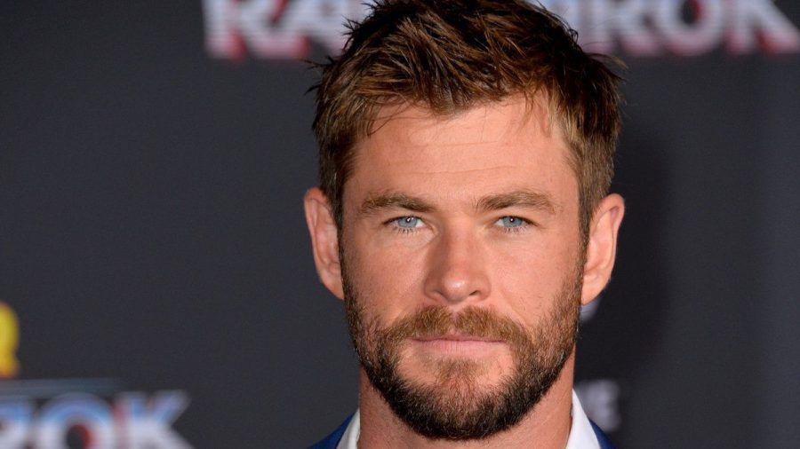 Chris Hemsworth kann sich keine Trainingspause erlauben. (jom/spot)