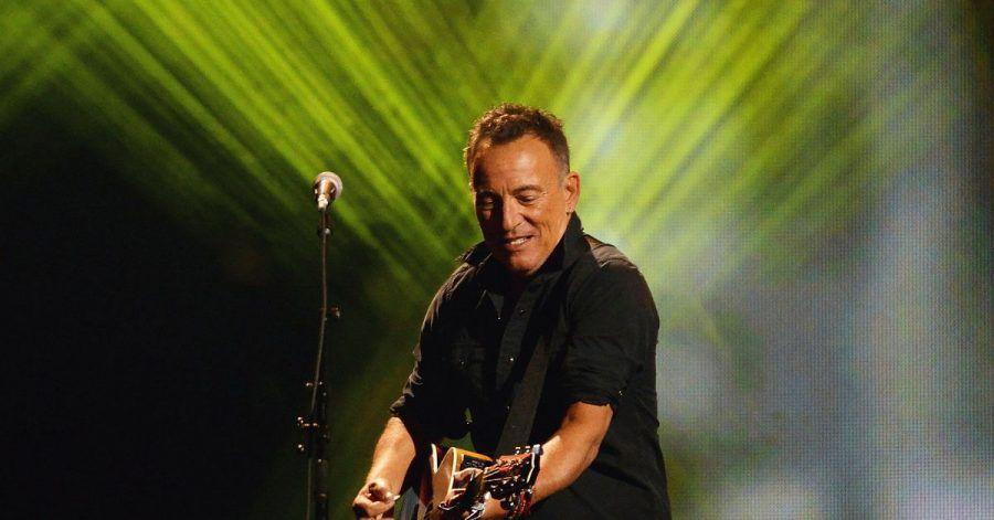 Der US-Musiker Bruce Springsteen (2017).