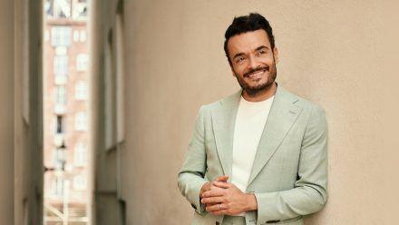 """Er freut sich auf seine neue Sendung """"Die Giovanni Zarella Show"""". (ili/spot)"""
