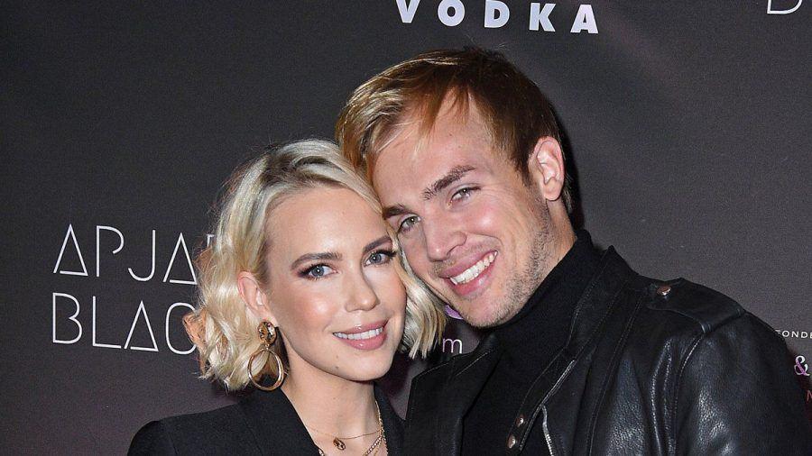 Lara-Isabelle Rentinck und Cimo Röcker haben ihre Trennung bekannt gegeben. (dr/spot)