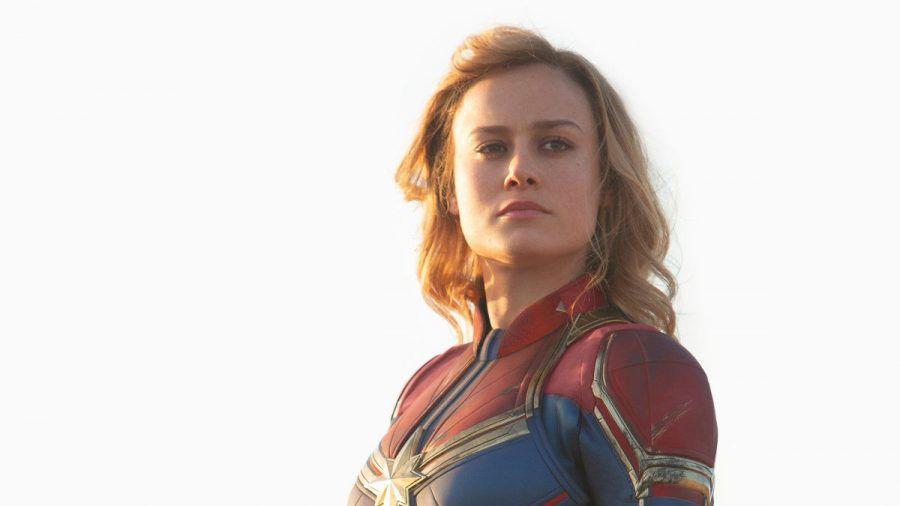 Oscarpreisträgerin Brie Larson als Captain Marvel. (cam/spot)