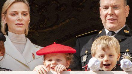 Fürstin Charlène von Monaco sorgt sich um ihre kleine Tochter Gabriella. (eee/spot)