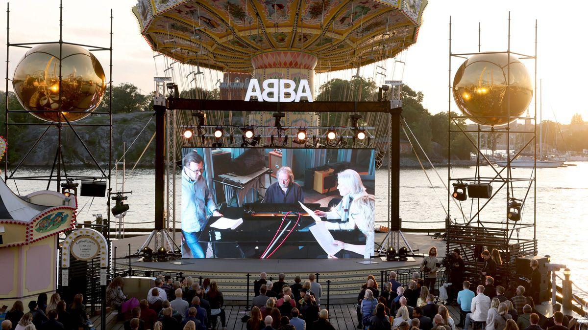 ABBA: So war die Rückkehr ins alte Studio von damals
