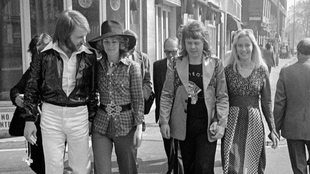 ABBA: So war die Rückkehr ins Studio