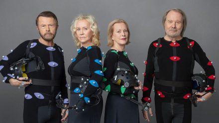 Begeisterung nach fast 40 Jahren: ABBA sind zurück