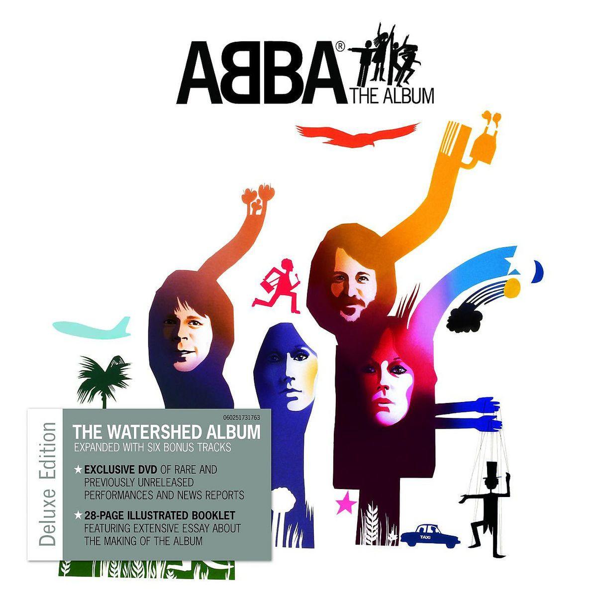 ABBA: Das sind die bisherigen 8 Studio-Alben der Kultband