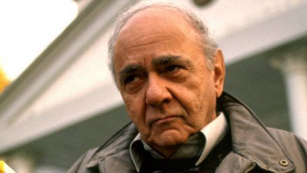 Michael Constantine in seiner Rolle als Gus Portokalos. (jom/spot)