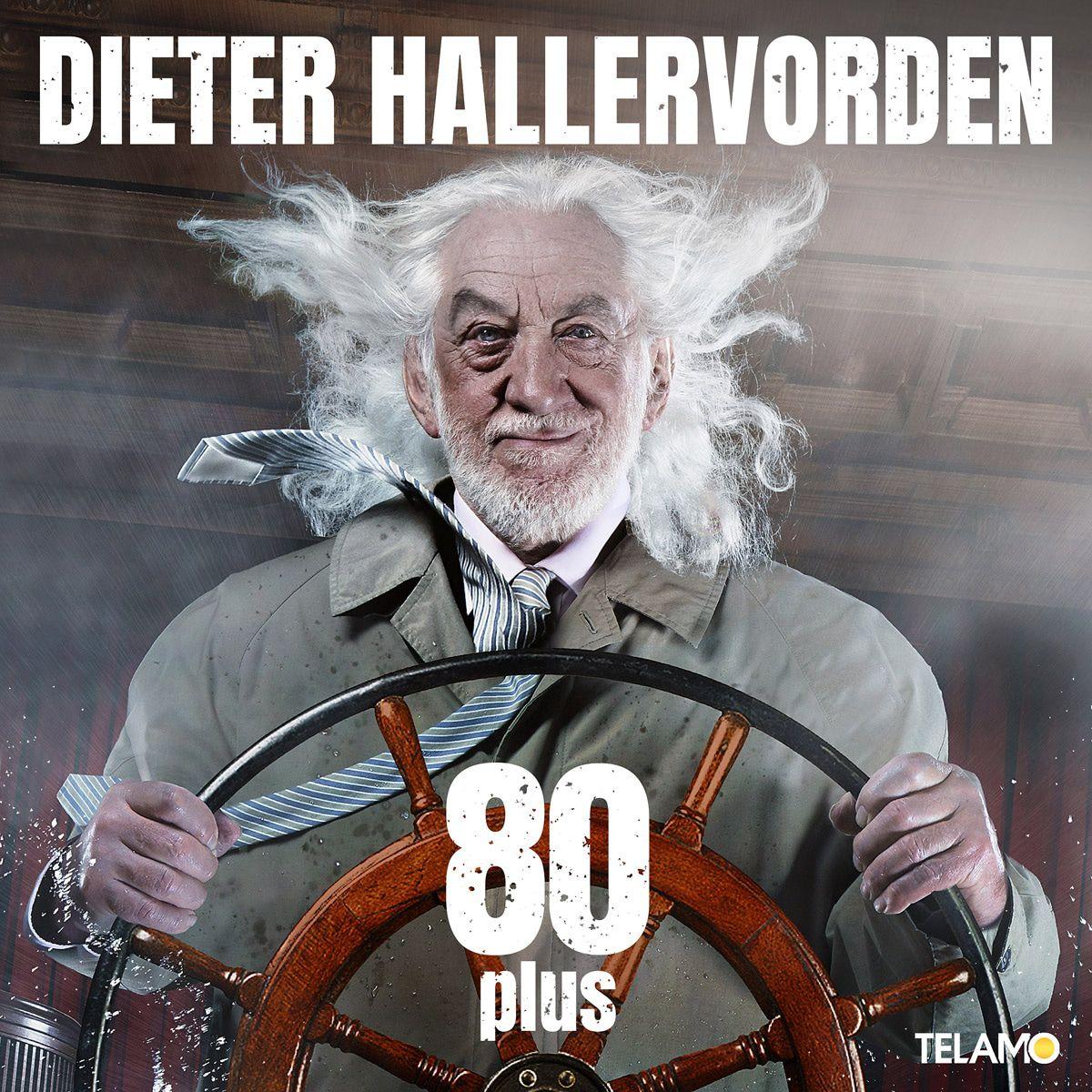 """Dieter Hallervorden: Erstes Studioalbum und neue Serie """"Mein Freund, das Ekel"""""""