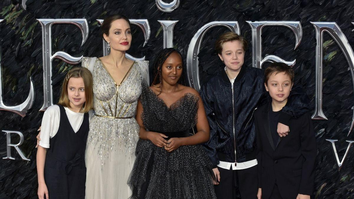 Angelina Jolie: jetzt postet sie auch Bilder ihrer Kinder auf Instagram