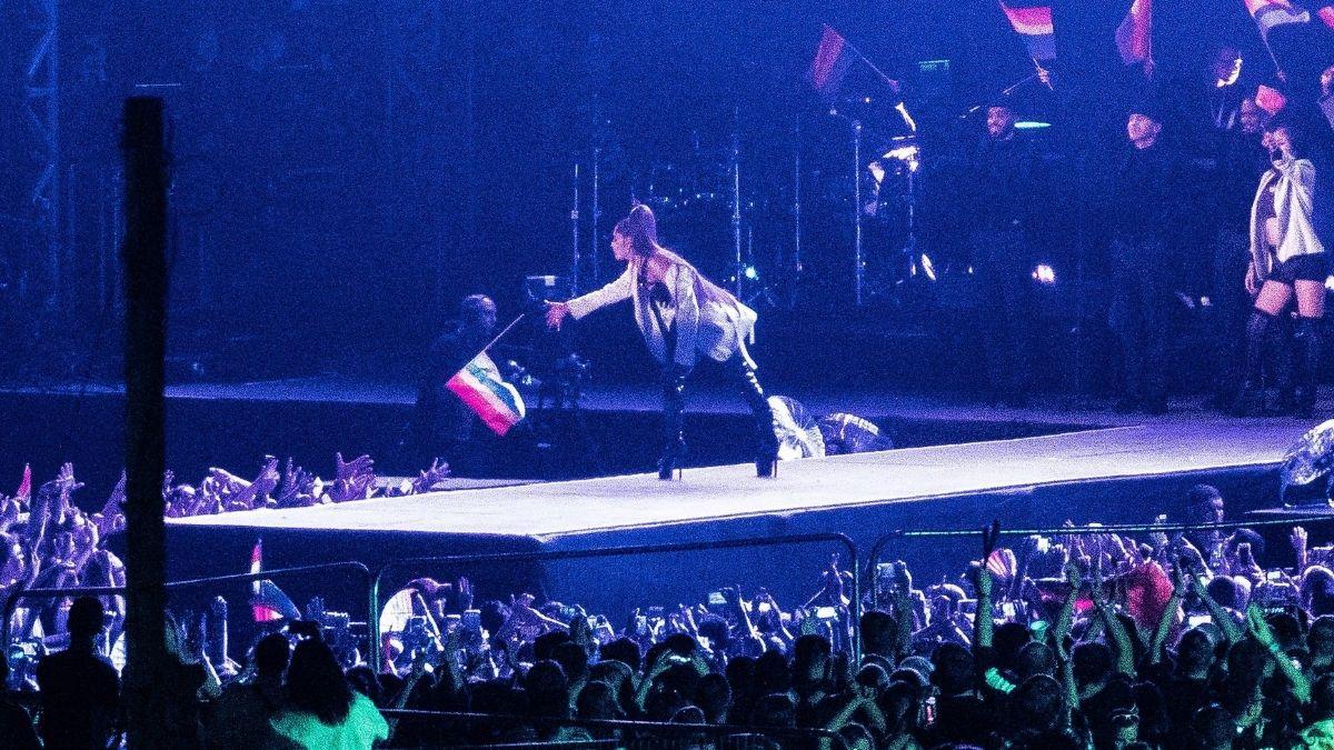 Ariana Grande: Bewaffneter Stalker vor ihrer Villa!