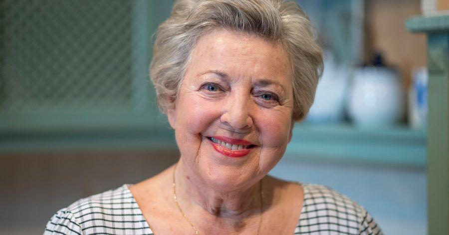 Die Schauspielerin Marie-Luise Marjan ist gegen Corona geimpft.